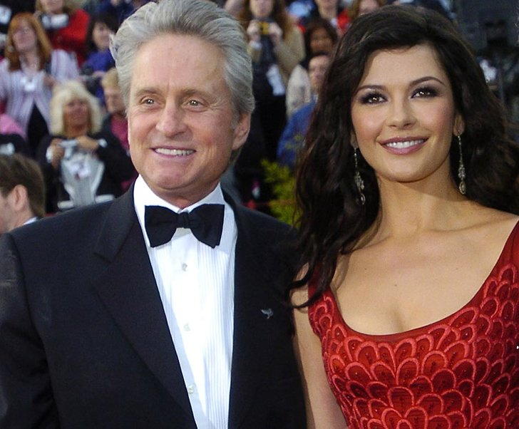Michael Douglas och Catherine Zeta-Jones