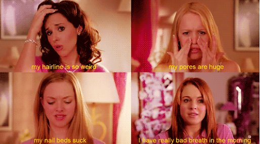 Mean girls,  Regina George, Nyheter24 listar