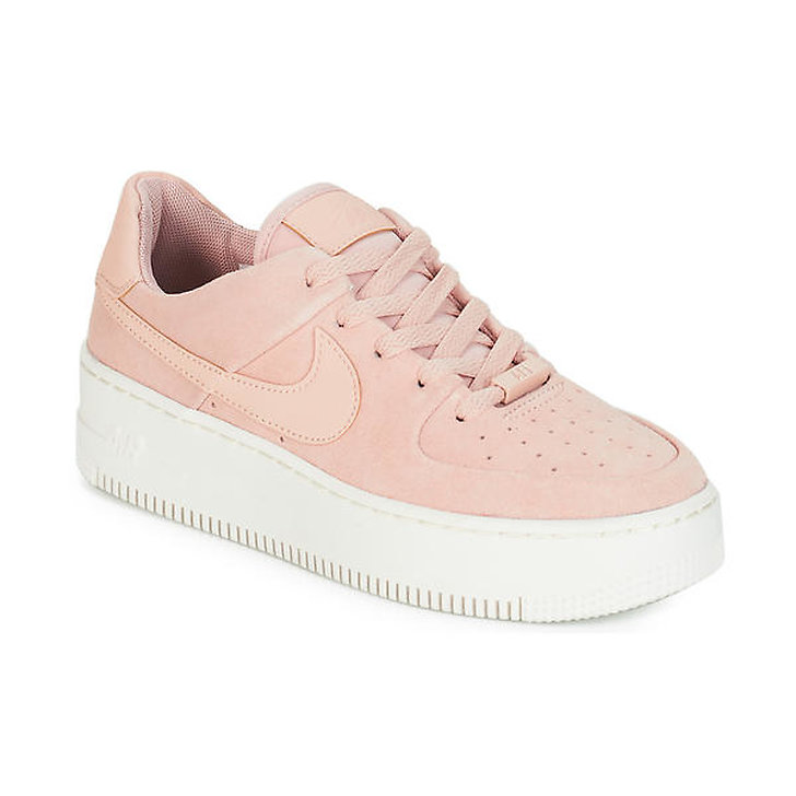Nike Air Force 1 Sage Low Pink (Dam)