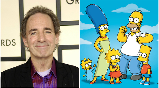 Harry Shearer, The Simpsons, Mr Burns