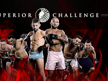 Superior Challenge, MMA, August Wallén, Stockholm, Hovet, The Zone FC