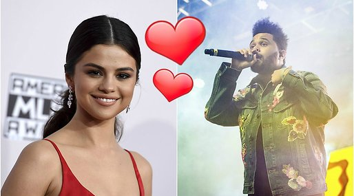 Selena Gomez, The Weeknd, Internet, instagram