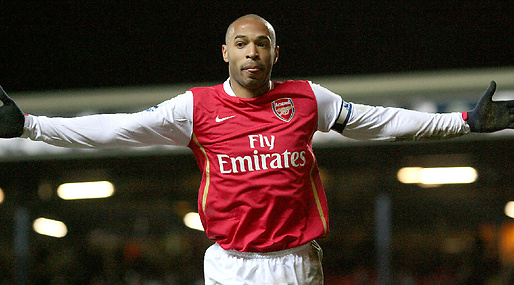 Premier League, Thierry Henry, Barcelona, New York Red Bulls, Arsenal