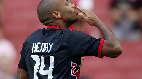 Thierry Henry, emirates stadium, New York Red Bulls, Arsenal, Premier League