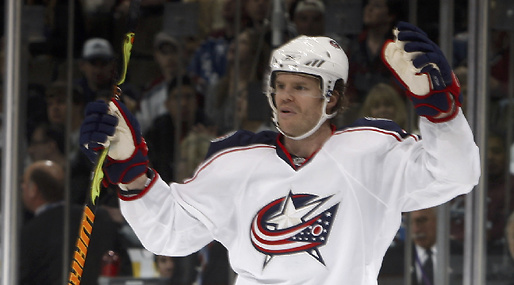 Oscar Moller, Los Angeles Kings, Columbus Blue Jackets, nhl, Fredrik Modin