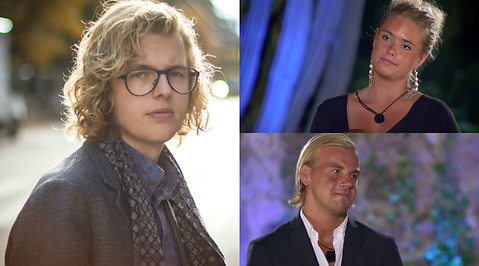 TV3, Emma Andersson, Teodor Stig-Matz, Mehdi Fortas, Robin Mos Andersson, Paulina Rouso, Josefine Caarle, Paradise Hotel, Adrian Montin