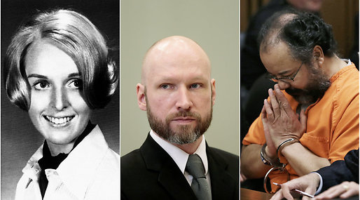 Norways Massacre Utøya, Anders Behring Breivik, Issa Sagawa, Youtube, Ariel Castro, zodiac killer