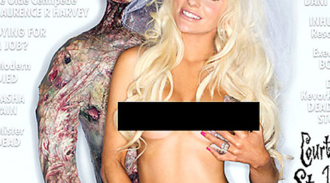 Playboy, Courtney Stodden