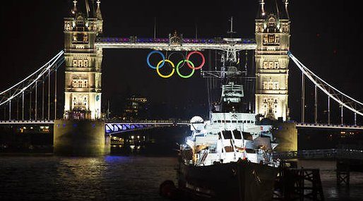 London-OS, Doping, IOK
