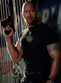 Dwayne The Rock Johnson i G.I. Joe: Retaliation.