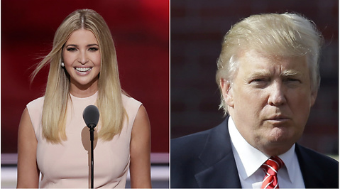 USA, Ivanka Trump, Donald Trump