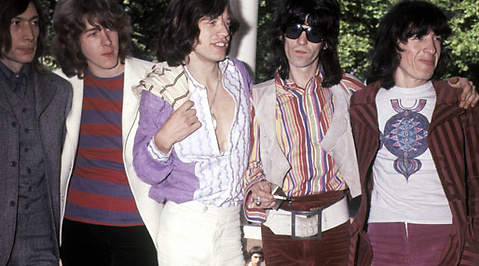 Rolling Stones, Keith Richards, Mick Jagger