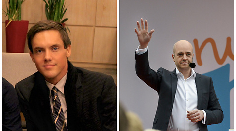 Moderaterna, Invandring, Filip Åhsberger, Fredrik Reinfeldt, Debatt, Migration