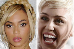 Miley Cyrus, Nicki Minaj, Operationer, Kim Kardashian