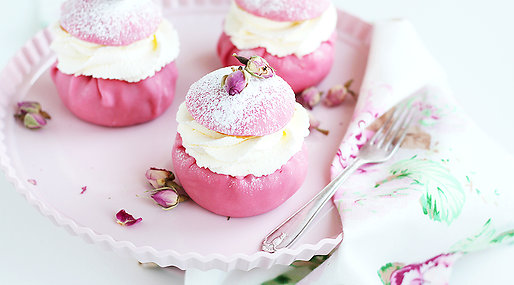 Semla, n24video, Recept, Prinsess-semla