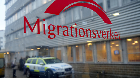 Migration, Migrationsverket