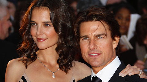 Katie Holmes, Suri, Hollywood, Scientologer, Tom Cruise