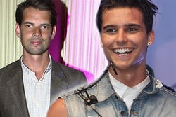 Eric Saade, Fans, sex, Alex Schulman, Musik, retweet, Album, Twitter