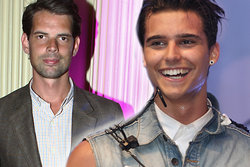 Alex Schulman, Eric Saade, sex, Fans, Musik, Twitter, retweet, Album
