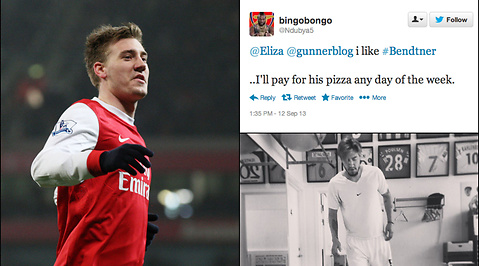 Arsenal, Nicklas Bendtner