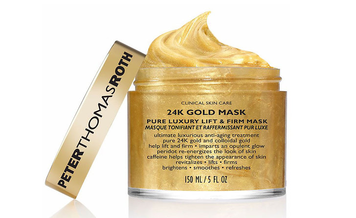 Peter Thomas Roth Gold mask