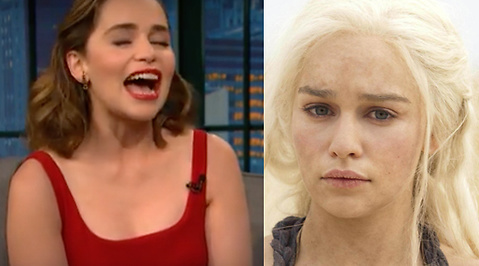 Hanson, game of thrones, Emilia Clarke