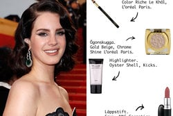 MAC Cosmetics, Lana Del Rey, KICKS, L'oréal Paris