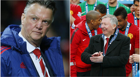 Nifo, Nextinfootball.se, Alex Ferguson, Fotboll, Next in football, Manchester United, Louis van Gaal