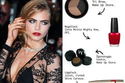 L'oréal, Make Up Store, Cara Delevingne