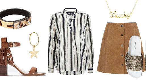 Looks, Modette, Outfit, Shopping, Josefin Dahlberg