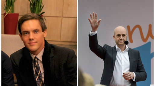 Debatt, Migration, Fredrik Reinfeldt, Filip Åhsberger, Moderaterna, Invandring