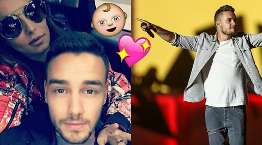 One direction, Liam Payne, Barn, kärlek, instagram