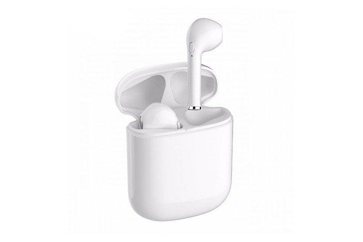 Airpods med fodral