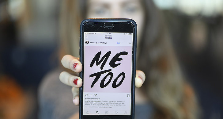#metoo, Manifestation