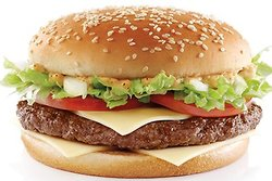 big tasty, Hamburgare, Sverige, McDonalds