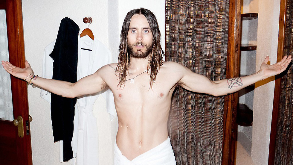 Jared Leto poserar för Terry Richardson.