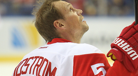 Detroit Red Wings, Nicklas Lidstrom, ishockey, nhl, HV71, Henrik Tömmernes, elitserien, Frolunda
