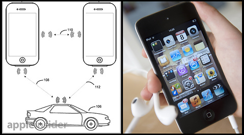 Patent, Apple, Iphone