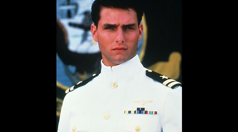 Top Gun, Tom Cruise, Hollywood, USA, Film, Manus