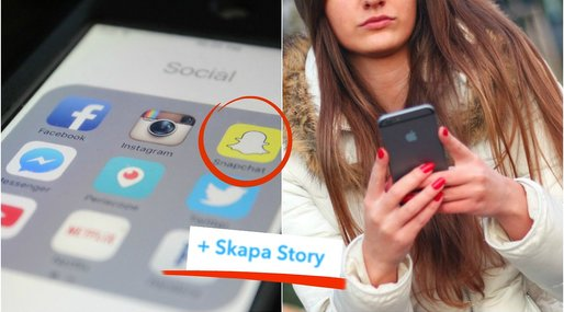 Snapchat, &Other; stories, Uppdatering