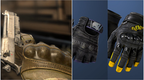 handskar, Skins, Counter-Strike, Counter-Strike: Global Offensive