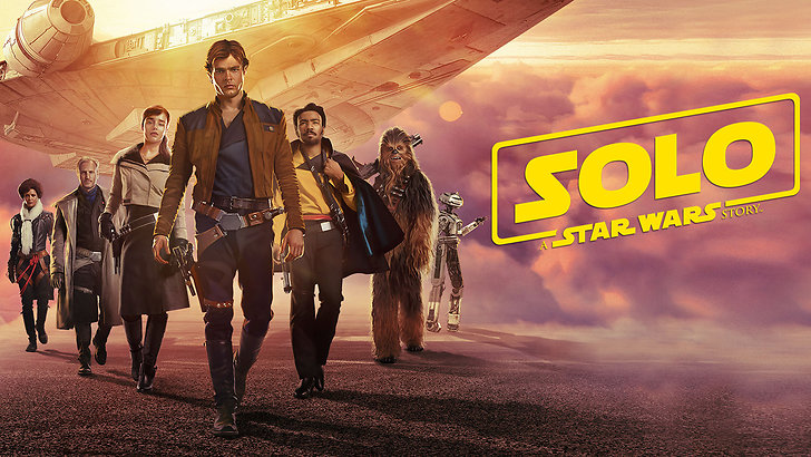 Solo: A Star Wars Story på Viaplay
