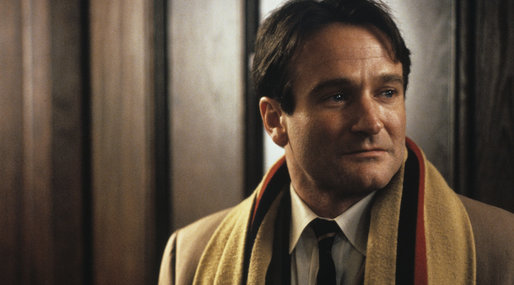 Robin Williams, Lista,  Döda poeters sällskap, Självmord,  Good morning Vietnam, Död, Filmer