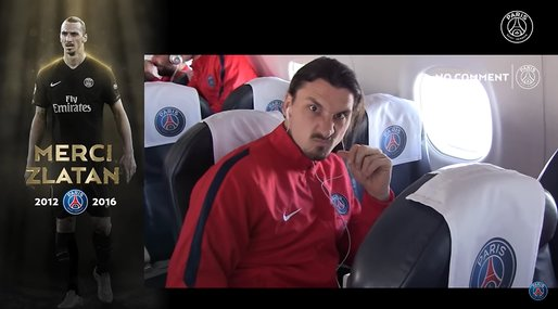 Woho! PSG har släppt en fantastisk Best of Zlatan-video!