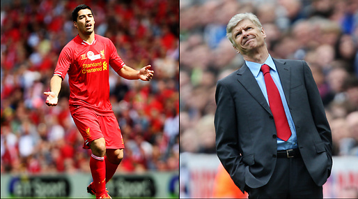 Nyförvärv, Arsene Wenger, Liverpool, Arsenal, Luis Suárez, Silly Season