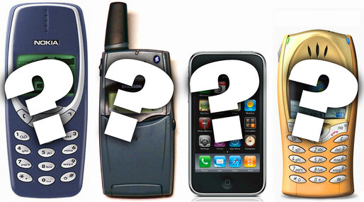 Iphone, Sony Ericsson, Nokia, Quiz, Samsung