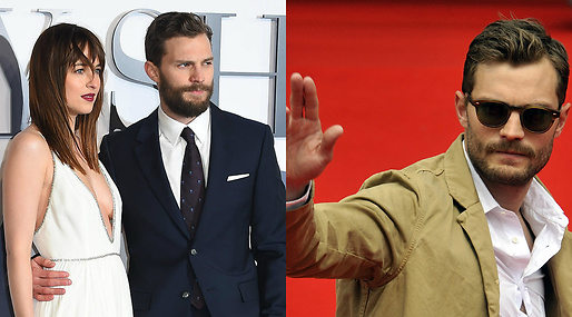 Jamie Dornan, Näthat, Sociala Medier, Christian Grey, fifty shades of grey