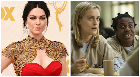 Hollywood, Laura Prepon, Orange is the new black