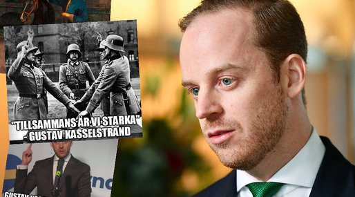 Alternativ för Sverige, Gustav Kasselstrand, Nordisk alternativhöger