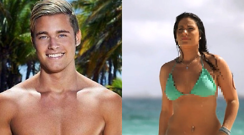Paradise Hotel, TV, Ex On The Beach, Eric Hagberg
